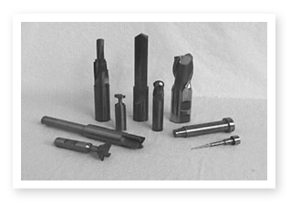 Custom Tooling for Machining, Cutter Resharpening